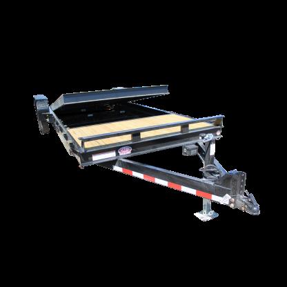 Gravity Tilt Deck Hydraulic System — VACA