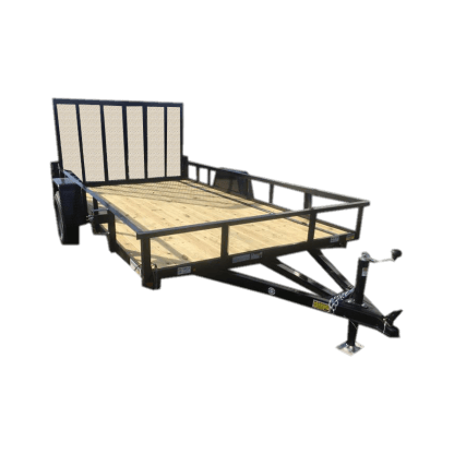 STEEL 82 WIDE QUALITY SINGLE AXLE Png