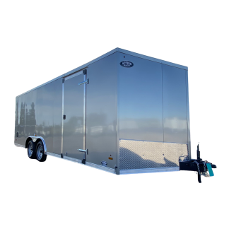 Enclosed Auto Hauler
