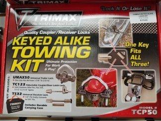 Trimax Keyed Alike Locks