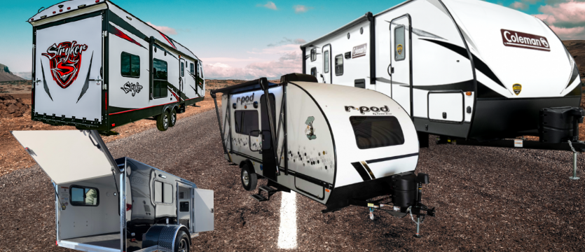 From big to small, we have the travel trailer _ toy hauler right for you (2)