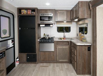 Coleman Lantern Kitchen