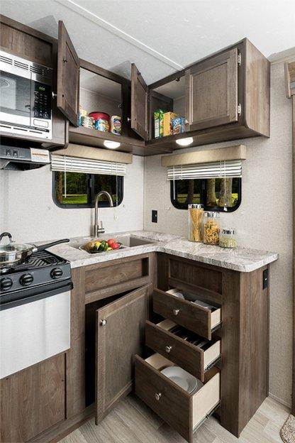 Coleman Lantern Kitchen Pantry