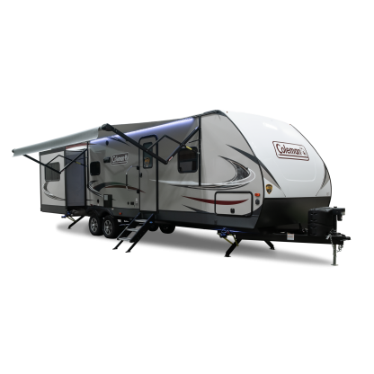 Coleman Awning Open 2925RE
