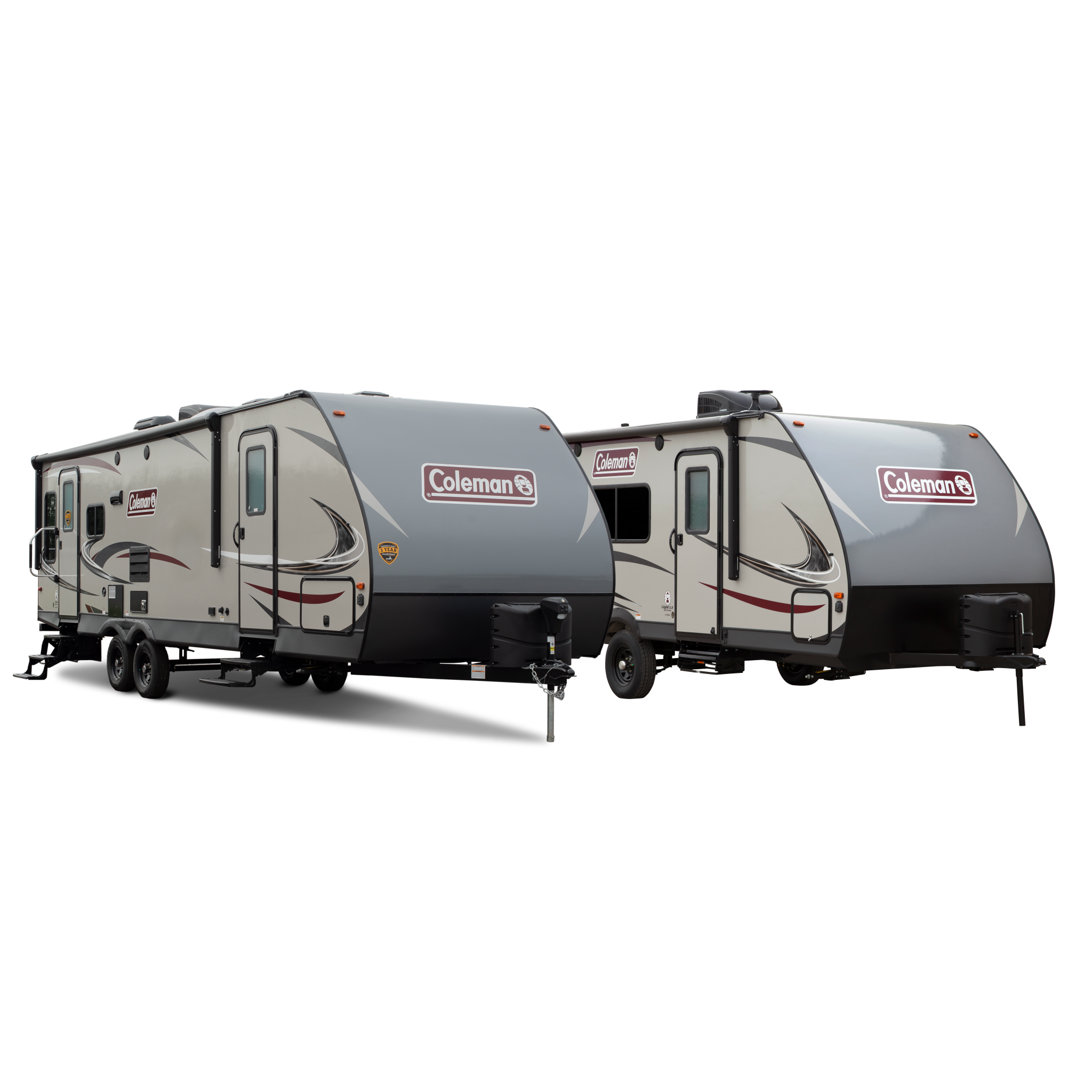 Coleman Light LX Series - Action Trailers