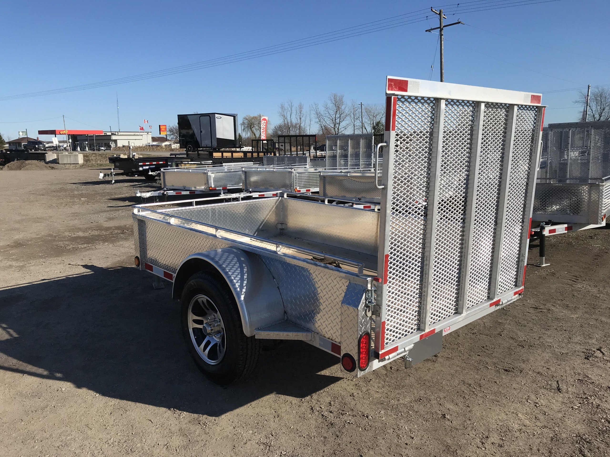 ****5X8 ALL ALUMINUM ACTION SERIES UTILITY TRAILERS ARE COMING SOON.....ACT NOW AND SAVE ON LEAD TIME!!**** PRICING STARTING AT $2594